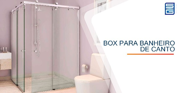 Box para Banheiro de Canto Caraguatatuba
