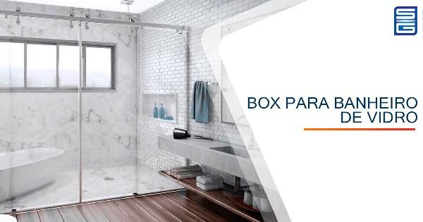 Box para Banheiro de Vidro Caraguatatuba